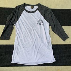Obey Baseball T-Shirt